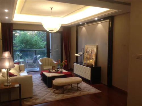 高新区中式风格效果 江苏博斯雅装饰工程供应