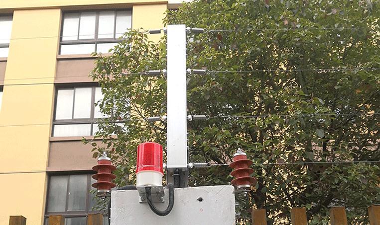 万州区张力电子围栏厂家供应 服务至上 聚叶供应