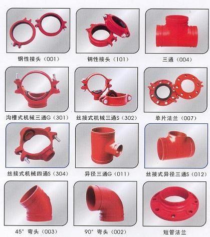昆明消防配件規格尺寸 口碑推薦 云南貿軒商貿供應