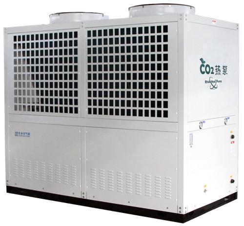 連云港二氧化碳熱泵熱水機廠家 蘇州蘇凈安發空調供應