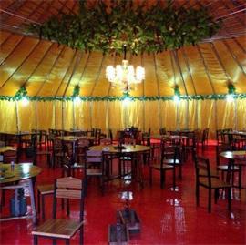 江苏现代钢化蒙古包帐篷厂家哪里好「浩庭供」
