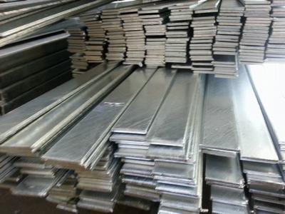 昆明鍍鋅扁鋼規格尺寸 誠信經營 雲南貿軒商貿供應