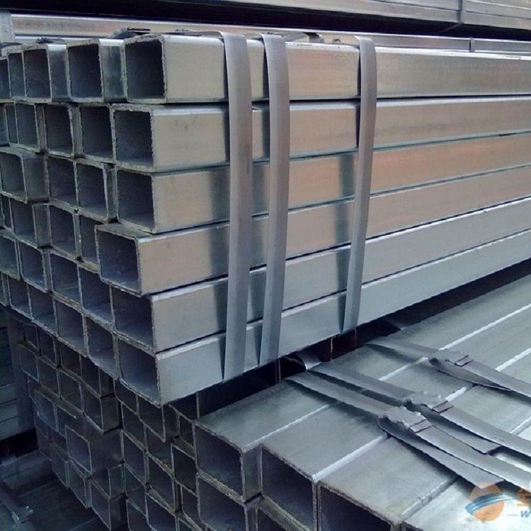 云南鍍鋅方管要多少錢 以客為尊 云南貿軒商貿供應