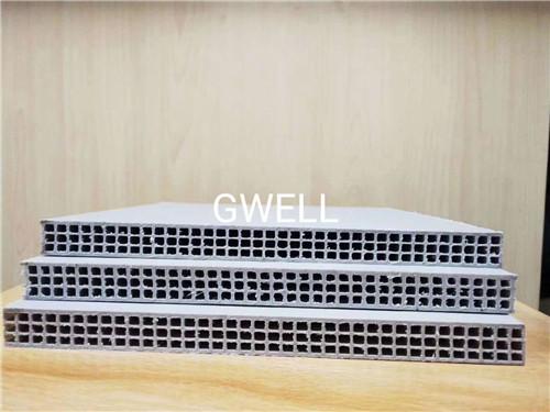 江苏中空塑料建筑模板设备 苏州金韦尔机械供应