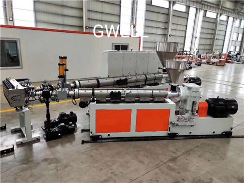 南京塑料建筑模板生产线直供 苏州金韦尔机械供应