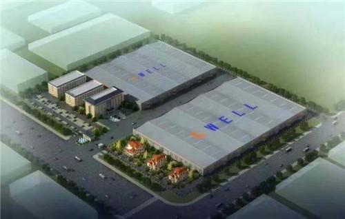 江苏塑料建筑模板生产线厂家直供 苏州金韦尔机械供应