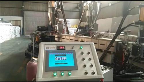 苏州直销塑料建筑模板生产线 苏州金韦尔机械供应