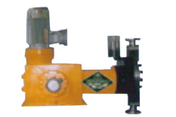 宿遷柱塞式計量泵