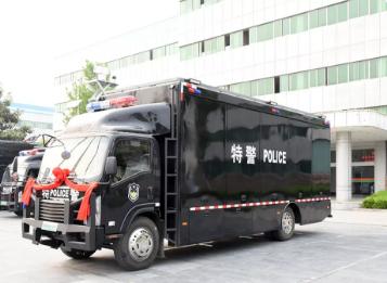 江苏智能特警装备运输 南京欧冠汽车科技供应