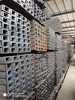 上海6.3#热镀锌槽钢价格