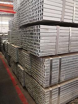 江苏无缝方管提供商 南京企畅建材供应