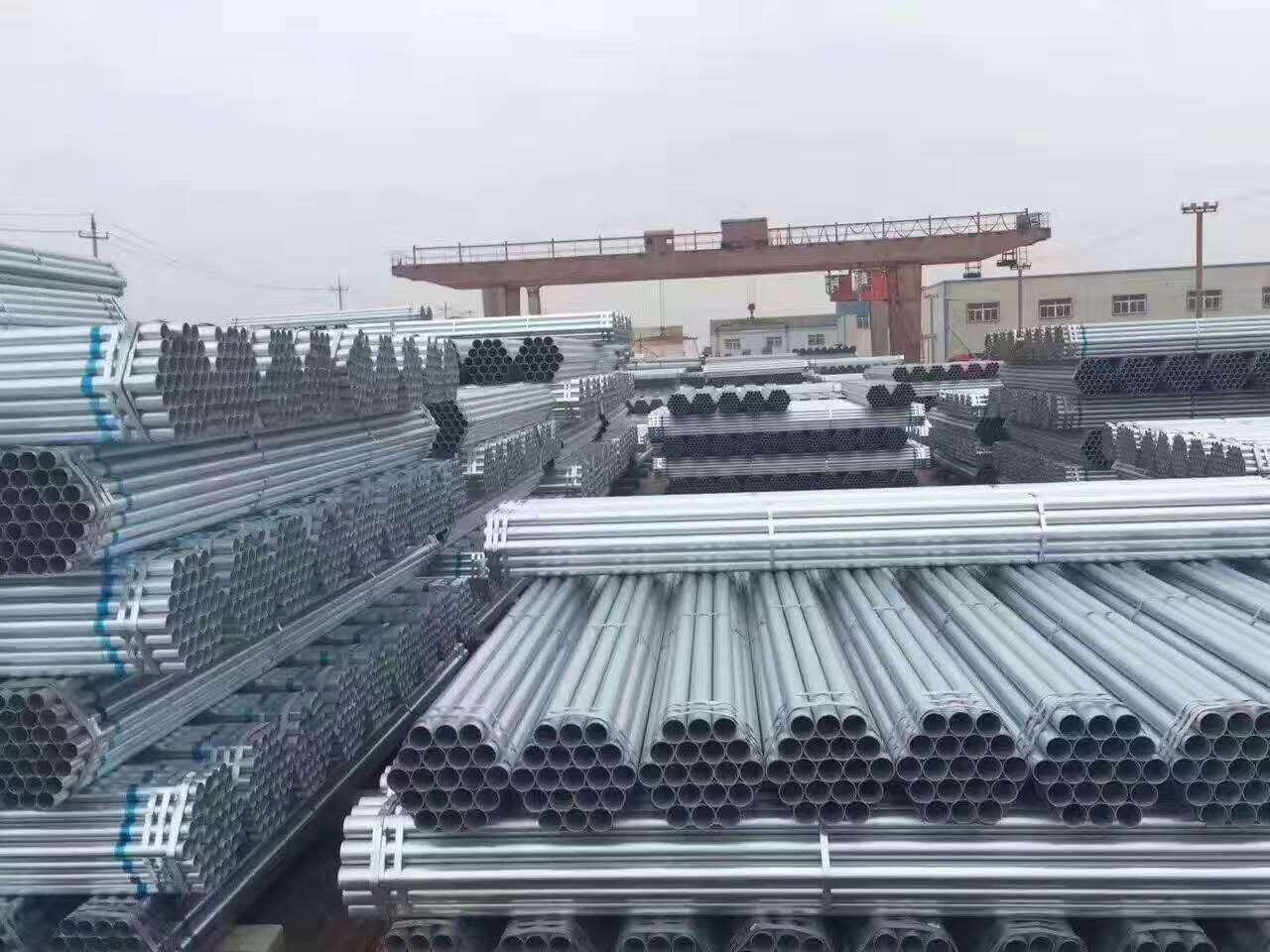 江蘇南京金屬熱鍍鋅管批發價格