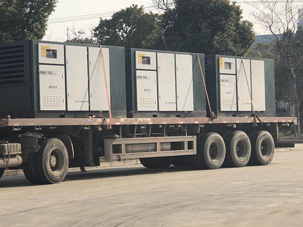 安徽二手空壓機回收價格 越唐供應