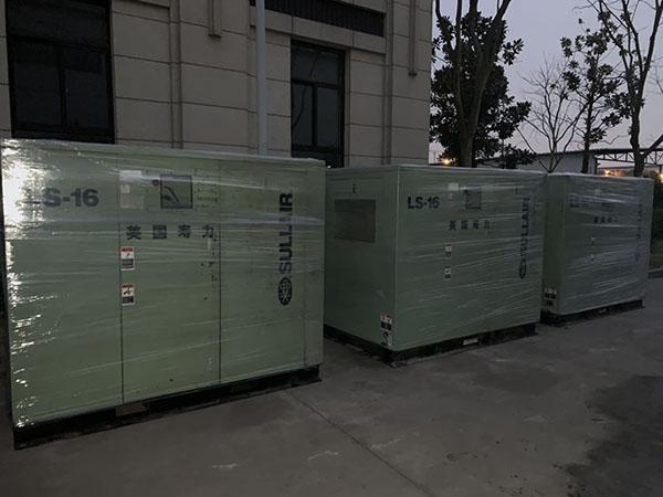 安徽空压机回收多少钱 越唐供应