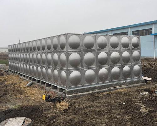 重慶方形水箱報價 鴻迪供應