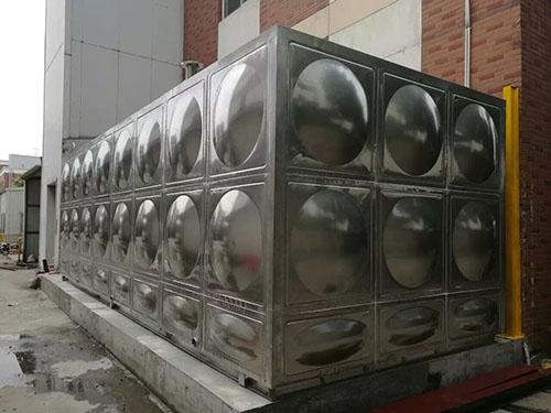 浙江方形不锈钢水箱价格