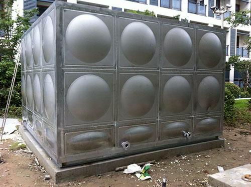 重慶方形水箱報價