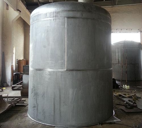 无锡保温承压水箱报价 鸿迪供应