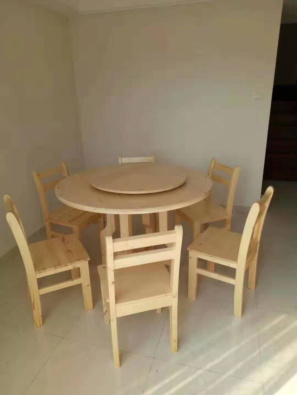 实木餐桌定制 厦门曾庆应家具供应