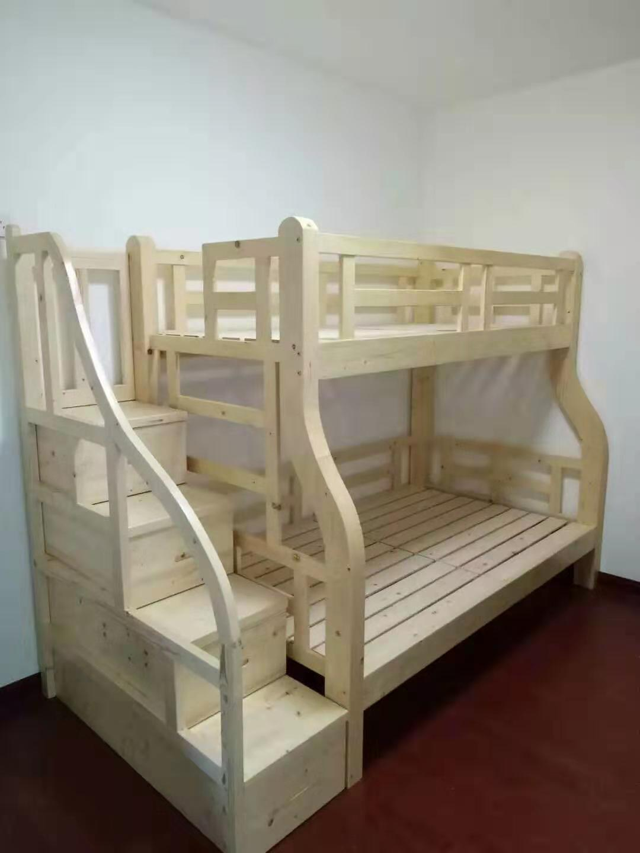 中式木床 厦门曾庆应家具供应