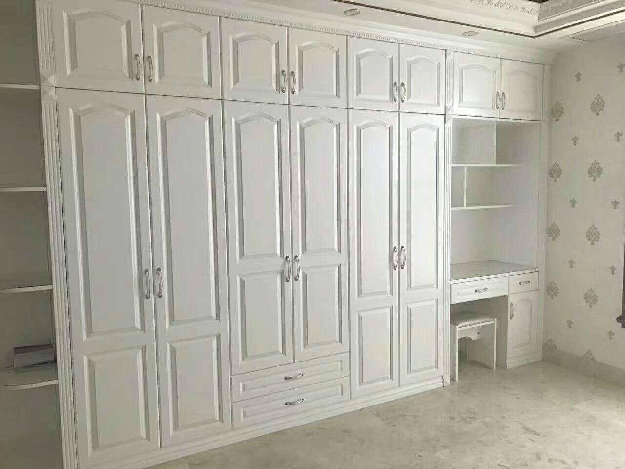 木質衣柜生產廠家 廈門曾慶應家具供應