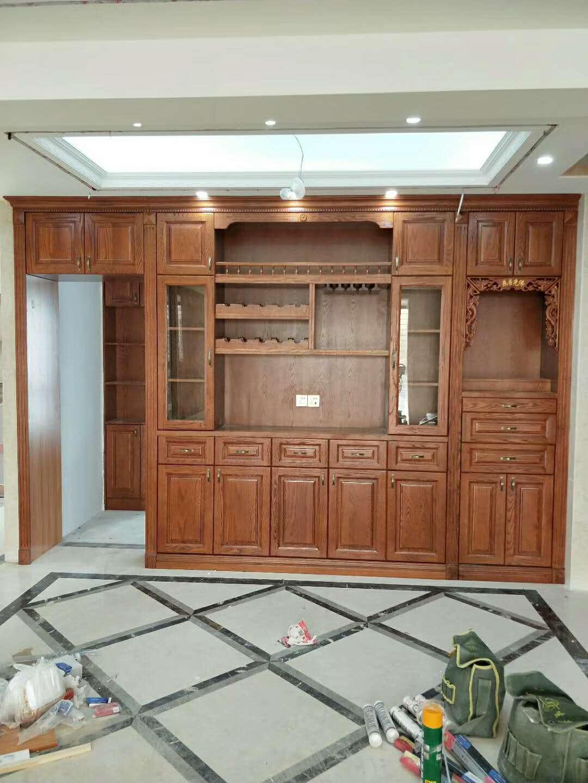 木制展示柜采購 廈門曾慶應家具供應