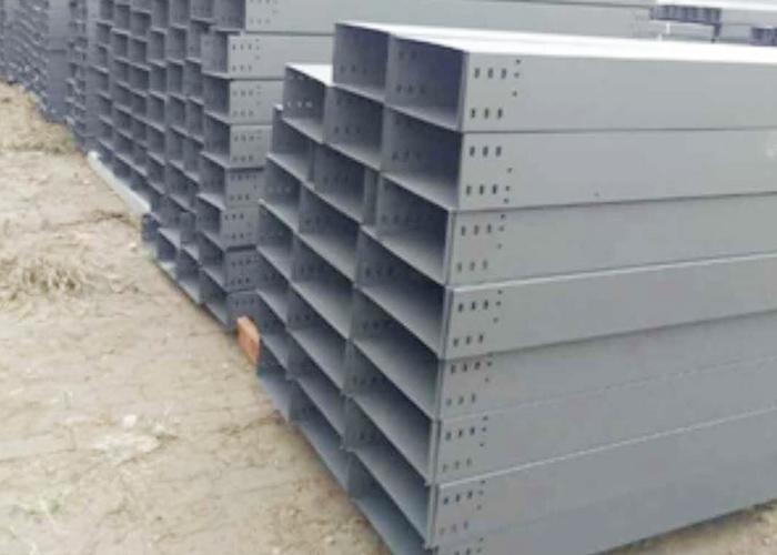 广西耐磨高分子电缆桥架厂家 铸造辉煌 汉明供应