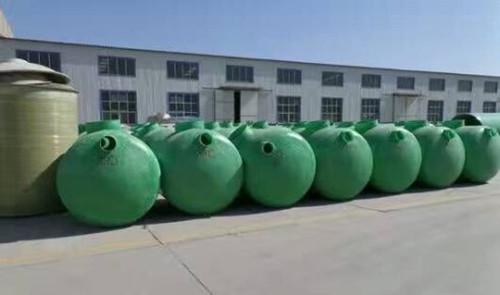 小型玻璃鋼化糞池廠家直銷 廈門金宏明新材料科技供應