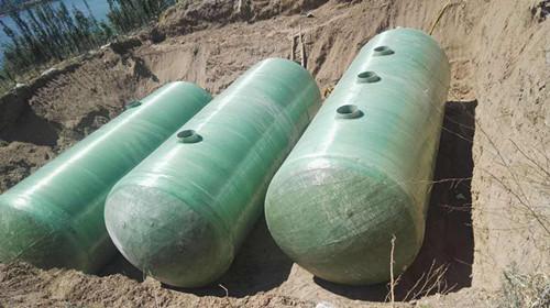 臥式玻璃鋼化糞池廠家直銷 廈門金宏明新材料科技供應
