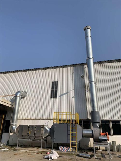 無錫酸堿廢氣處理價格 昆山臺盛環保科技供應
