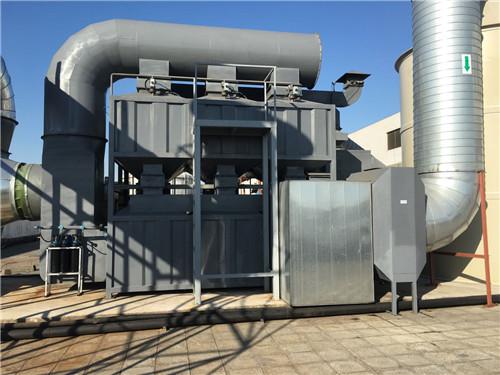宿迁专业酸碱废气处理 昆山台盛环保科技供应