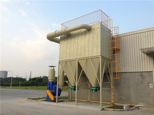 南京高靜壓小型移動式集塵器 昆山臺盛環保科技供應