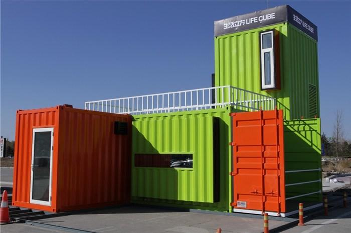 内蒙古集装箱设计 欢迎咨询 内蒙古三丰环保工程供应