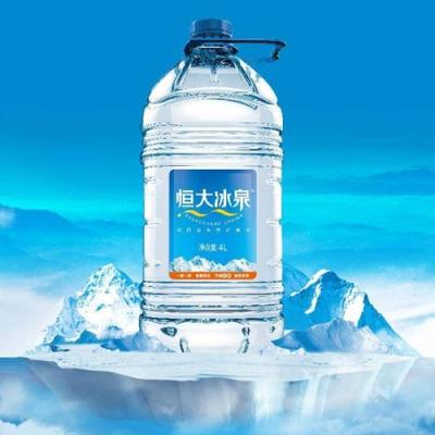 惠安恒大桶装水厂家 诚信经营 丰泽区速捷桶装水供应