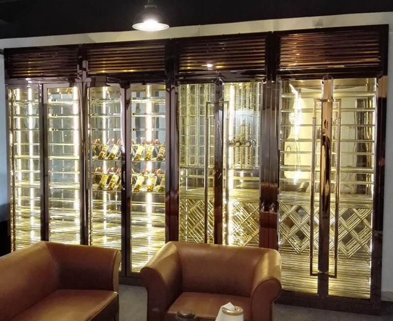 江苏广西恒温恒湿酒窖多少钱 值得信赖 佛山梦奇源金属制品供应
