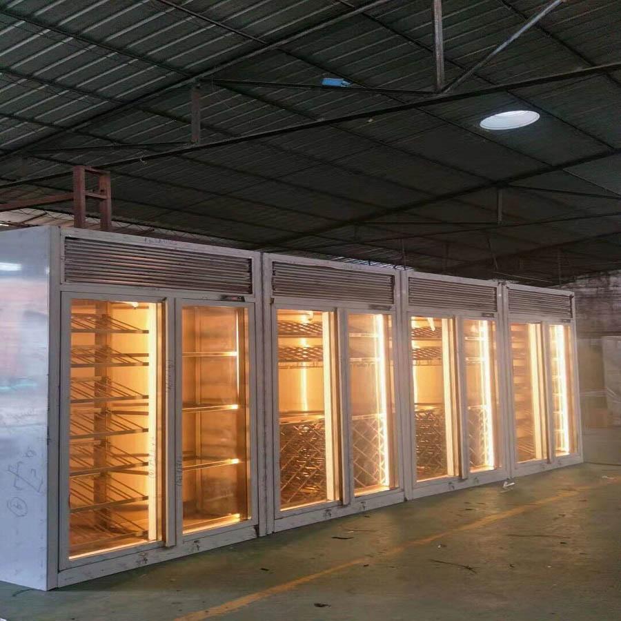 山东福建不锈钢恒温酒柜生产 诚信服务 佛山梦奇源金属制品供应