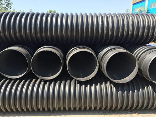 厦门钢带缠绕管安装 厦门金宏明新材料科技供应