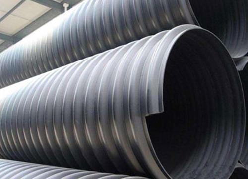 HDPE双壁波纹管 厦门金宏明新材料科技供应