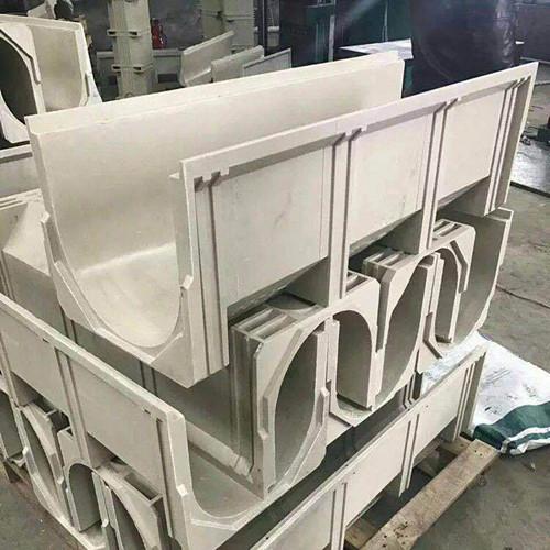 U型排水溝批發 廈門金宏明新材料科技供應