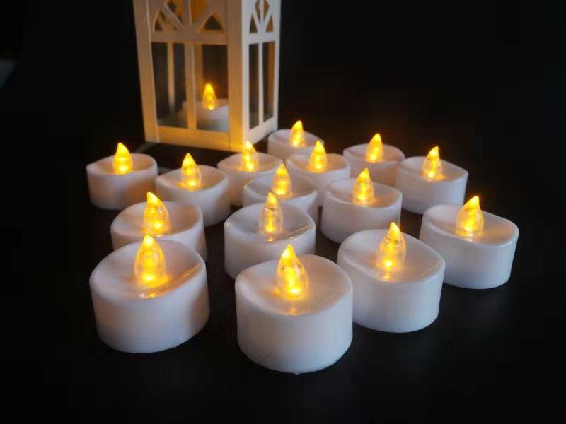 福建節日LED電子蠟燭廠家供應 其志供應