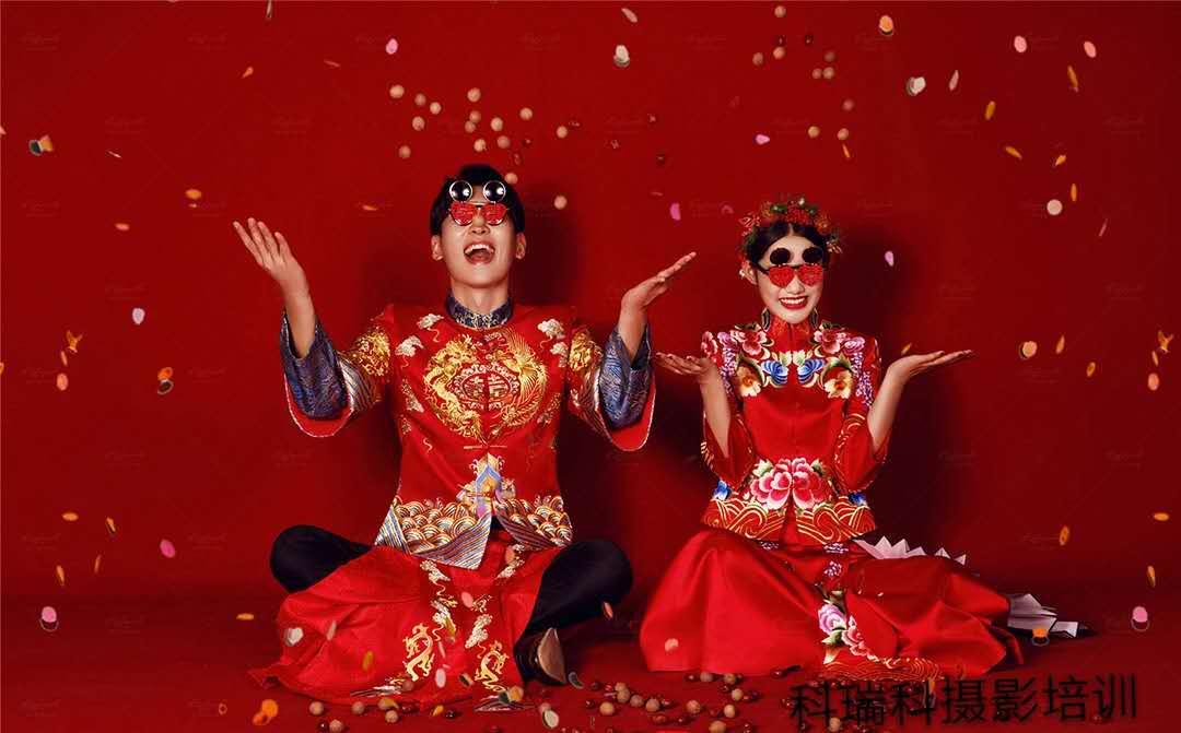 米东区正规摄影培训学习新娘妆怎么学 口碑推荐 新疆科瑞科文化传媒供应