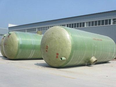 南通玻璃鋼化糞池價格 通州區興東興林玻璃鋼制品供應