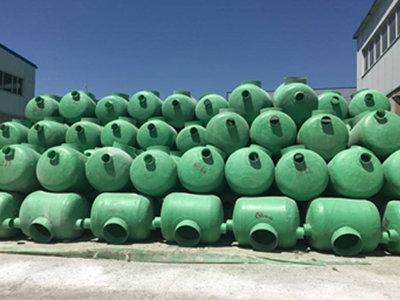南通玻璃鋼隔油池尺寸 通州區興東興林玻璃鋼制品供應