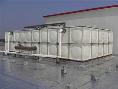 南通玻璃钢水箱多少钱 通州区兴东兴林玻璃钢制品供应