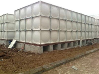 玻璃钢水箱报价 通州区兴东兴林玻璃钢制品供应