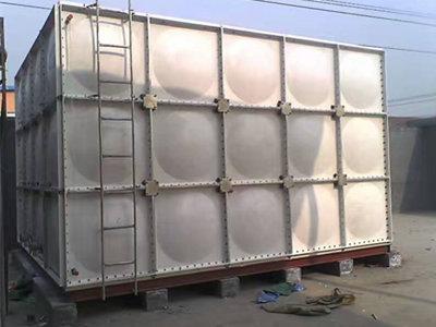 南通玻璃鋼水箱廠商 通州區興東興林玻璃鋼制品供應