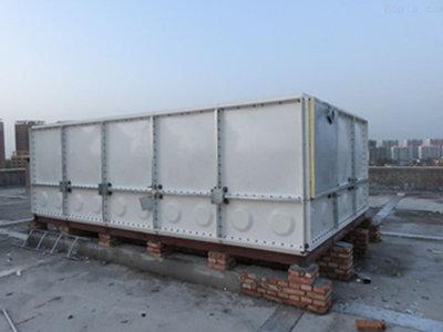 南通玻璃鋼水箱安裝價格 通州區興東興林玻璃鋼制品供應