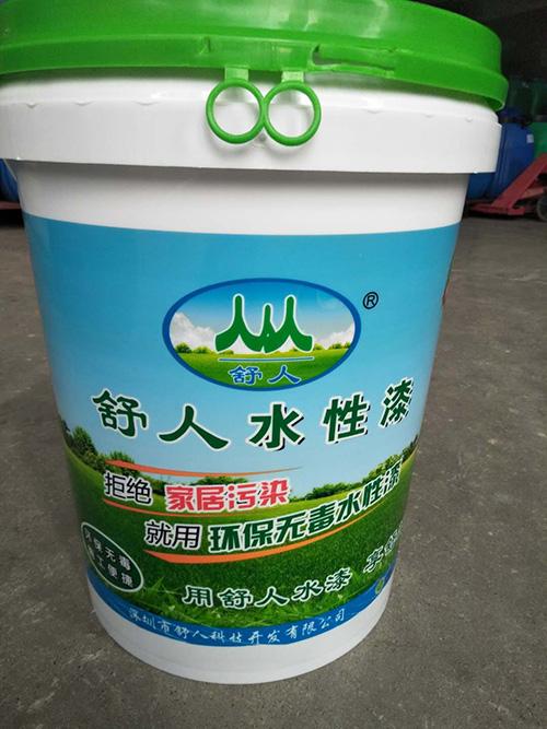 河南水性墻面漆哪里賣 深圳市舒人科技開發供應