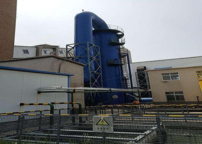 山西工業廢氣治理電捕焦油器處理效果 科展供應