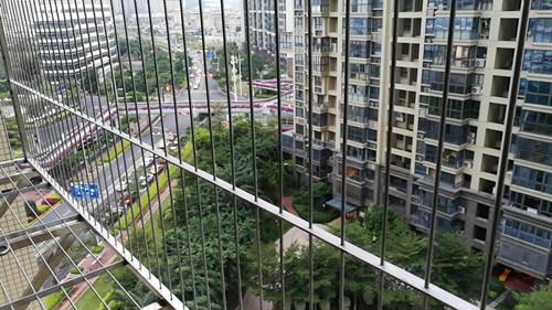 住宅防护网安装 厦门中港豪华装饰工程供应